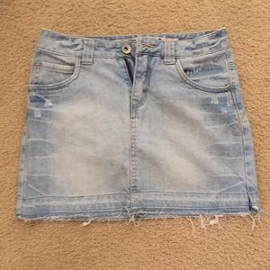 Vintage Limited Too Jean Skirt//Size 14R